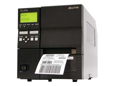 SATO GL408e - label printer - monochrome - direct thermal / thermal transfer