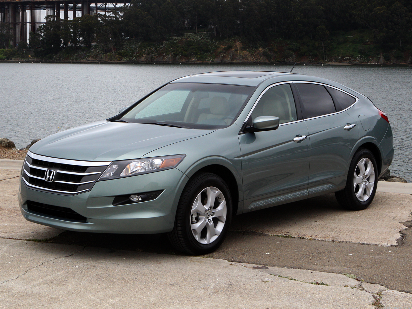 2011 Honda Accord Crosstour Ex L Review Roadshow