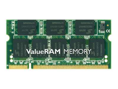 Kingston ValueRAM memory - 512 MB - SO DIMM 200-pin - DDR