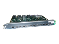 Cisco Line Card E-Series - switch - 12 ports - plug-in module