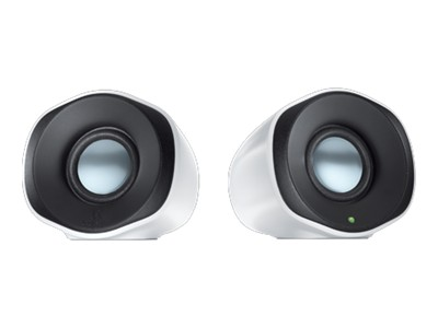 Logitech Z-110 - speakers - for portable use