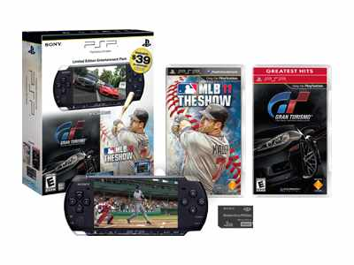 Sony PSP 3000 Father's Day Bundle