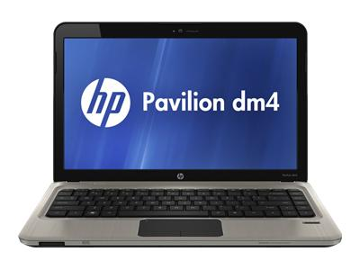 "HP Pavilion dm4-2070us - Core i5 2410M / 2.3 GHz - Windows 7 Home Premium 64-bit - 6 GB RAM - 640 GB HDD - DVD SuperMulti DL - 14"" HD BrightView wide 1366 x 768 / HD - Intel HD Graphics 3000 - steel gray, brushed aluminum"