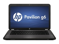 "HP Pavilion g6-1b70us - 15.6"" - Core i3 370M - Windows 7 Home Premium 64-bit - 4 GB RAM - 500 GB HDD"