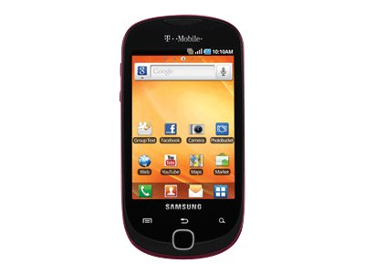 Samsung Gravity Smart - berry red (T-Mobile) - Refurbished