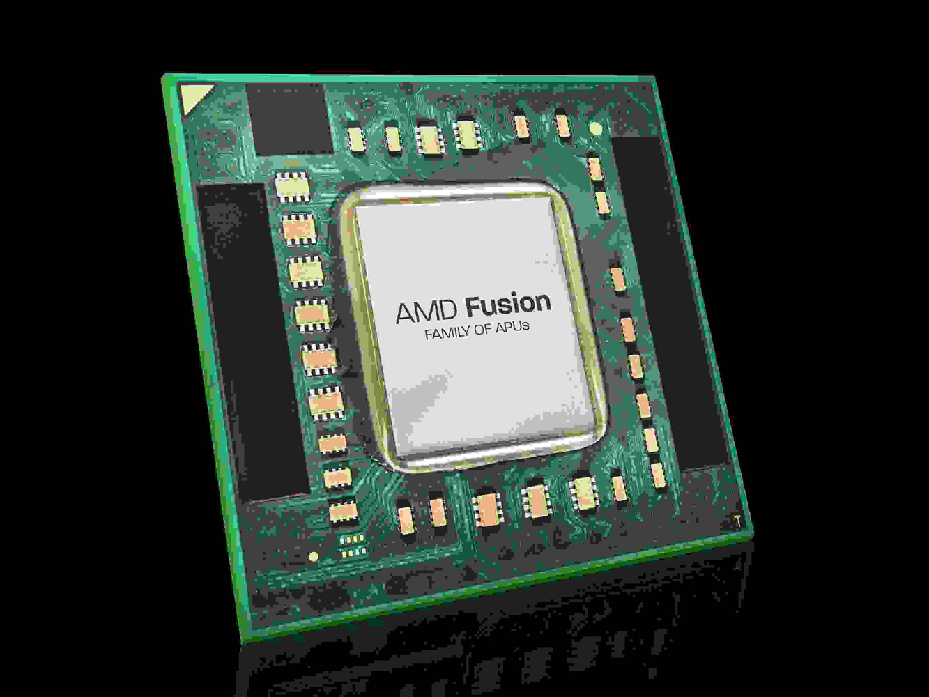 AMD A series A8-3850 / 2.9 GHz processor