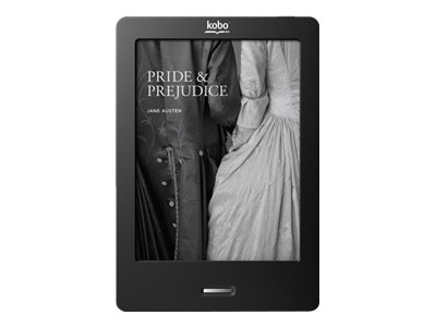 Kobo eReader Touch Edition (black)