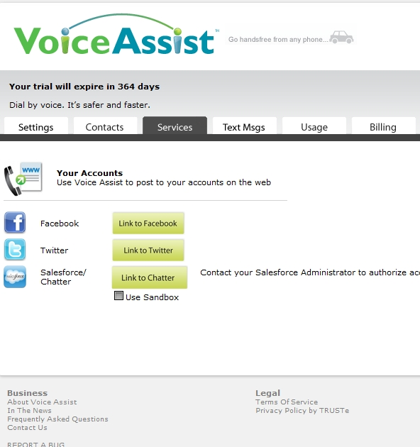 Voice Assist