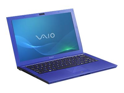 "Sony VAIO Z Series VPC-Z214GX/L - Core i7 2620M / 2.7 GHz - Windows 7 Professional 64-bit - 4 GB RAM - 64 GB SSD + 64 GB SSD - DVD-Writer / Blu-ray - 13.1"" wide 1600 x 900 / HD+ - Intel HD Graphics 3000 - carbon indigo - keyboard: QWERTY"