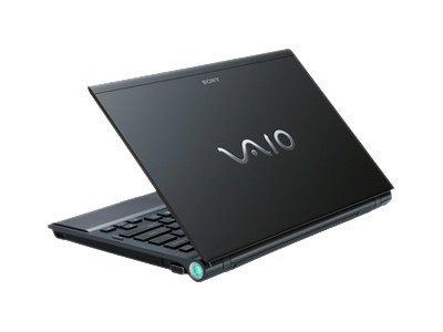 "Sony VAIO Z Series VPC-Z213GX/B - Core i5 2410M / 2.3 GHz - Windows 7 Professional 64-bit - 4 GB RAM - 64 GB SSD + 64 GB SSD - DVD-Writer / Blu-ray - 13.1"" wide 1600 x 900 / HD+ - Intel HD Graphics 3000 - carbon black - keyboard: QWERTY"