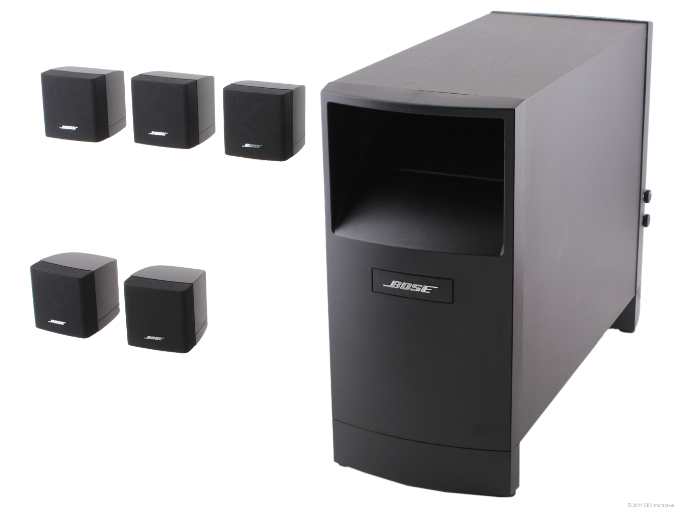 Bose Acoustimass 6 Series III