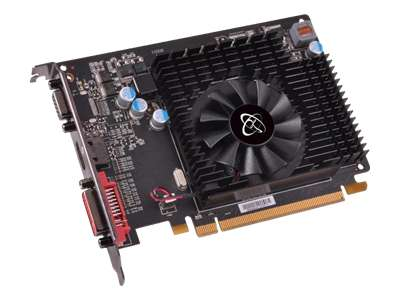 XFX Radeon HD 6670 graphics card - Radeon HD 6670 - 1 GB
