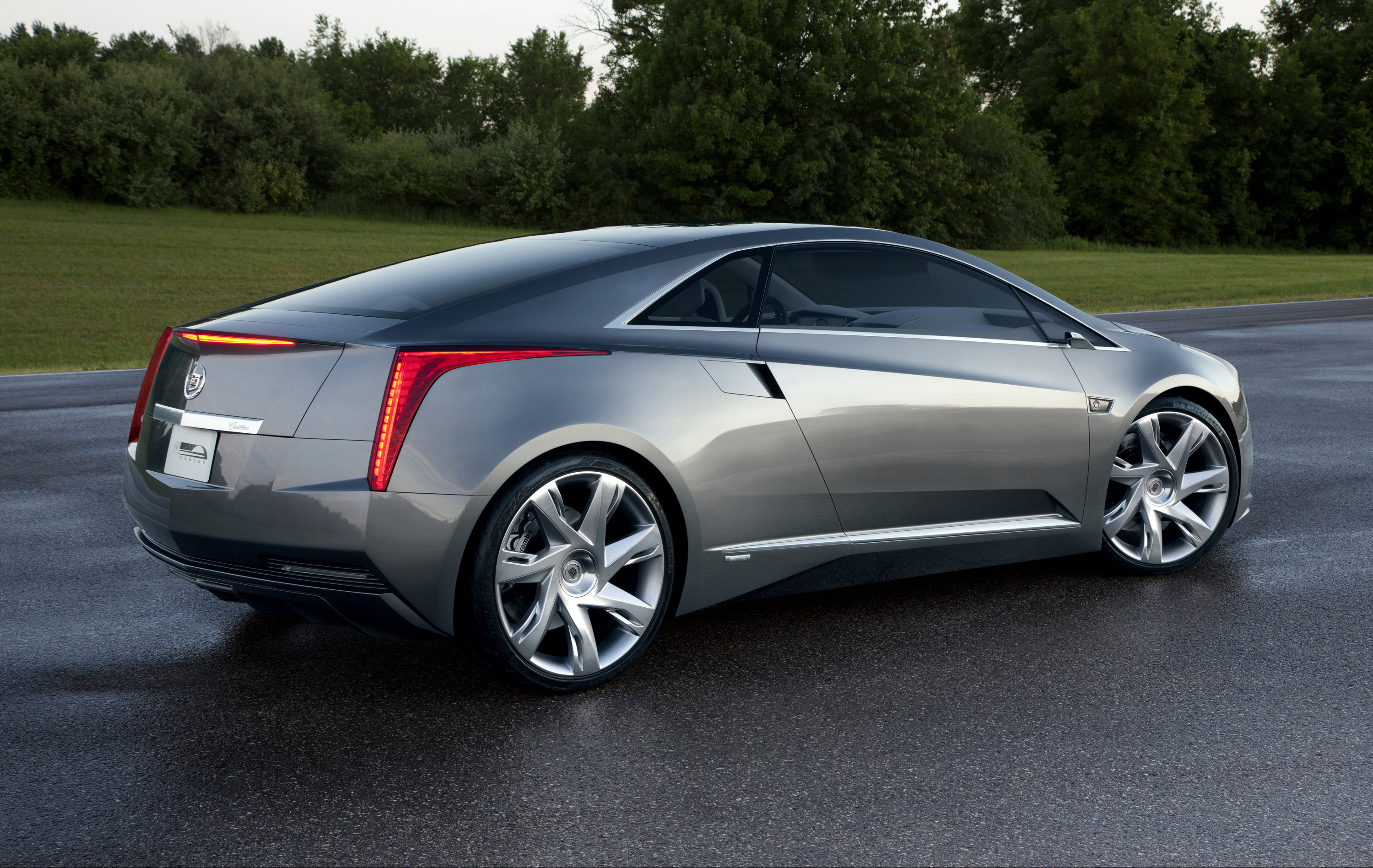 The electric Cadillac ELR will use the same propulsion system as the Chevy Volt.