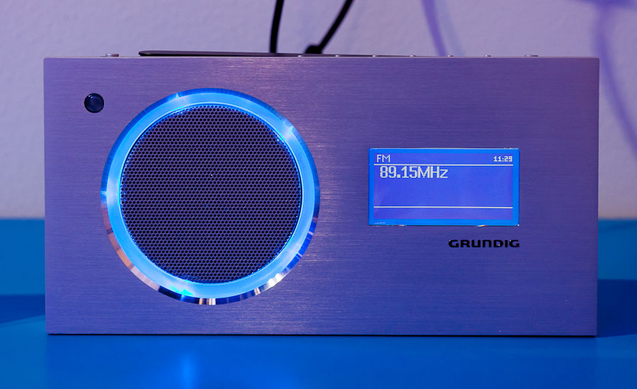 Grundig's Net-connected radio