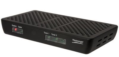 The Hauppauge WinTV-DCR-2650 adds dual CableCARD tuners to just about any Windows 7 PC.