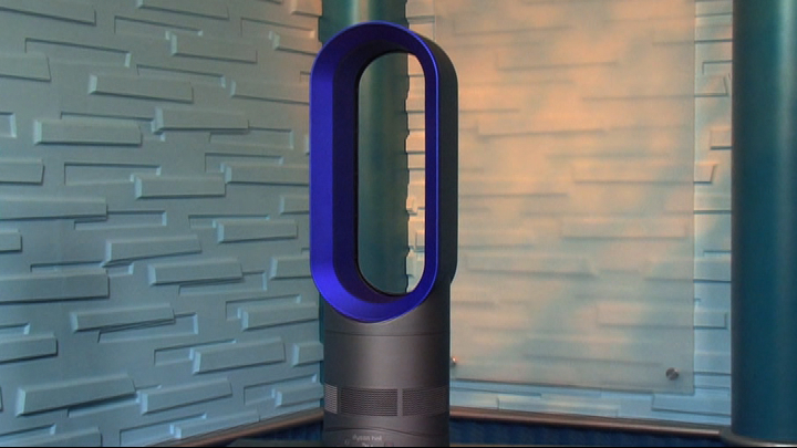 Video: Dyson Hot: Central heating killer?