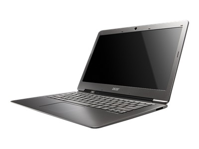"Acer Aspire S3-951-6432 - Ultrabook - Core i7 2637M / 1.7 GHz - Windows 7 Home Premium 64-bit - 4 GB RAM - 240 GB SSD - 13.3"" CineCrystal wide 1366 x 768 / HD - Intel HD Graphics 3000 - silver"