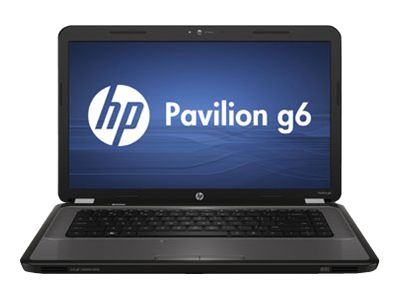 "HP Pavilion g6-1c77nr - 15.6"" - Core i3 370M - Windows 7 Home Premium 64-bit - 4 GB RAM - 640 GB HDD"