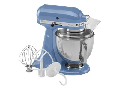 KitchenAid Artisan Series 5-Quart Tilt-Head Stand Mixer (cornflower blue)