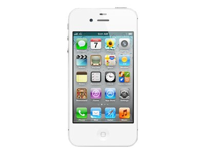 Apple iPhone 4S - 64GB - white (AT&T)