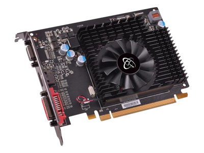 XFX Radeon HD 6570 graphics card - Radeon HD 6570 - 2 GB