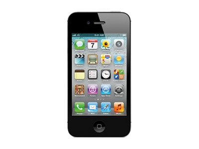 Apple iPhone 4S - 32GB - black (AT&T)