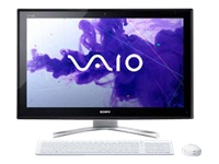 Sony VAIO L Series VPC-L231FX/W - Core i3 2330M 2.2 GHz - 4 GB - 1 TB - LED 24""
