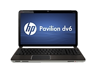 "HP Pavilion dv6-6127cl - Core i5 2430M / 2.4 GHz - Windows 7 Home Premium 64-bit - 6 GB RAM - 750 GB HDD - DVD-Writer / Blu-ray - 15.6"" HD BrightView wide 1366 x 768 / HD - Intel HD Graphics 3000 - remarketed"