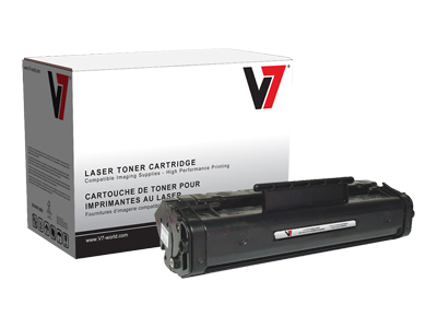 V7 - toner cartridge - black