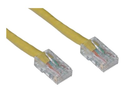 CableWholesale.com patch cable - 10 ft - yellow
