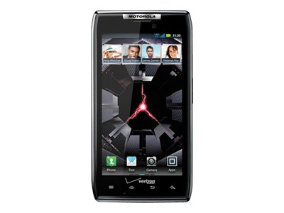 Motorola Droid Razr 16GB - black (Verizon Wireless) - Refurbished