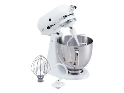 KitchenAid Artisan Series 5-Quart Tilt-Head Stand Mixer (lavendar cream)
