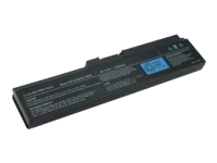 CableWholesale.com - Notebook battery - 1 x lithium ion 4400 mAh - for Toshiba Port�g� M800; Satellite M300, U400; Satellite Pro M300