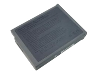 CableWholesale.com - Notebook battery - 1 x lithium ion 4400 mAh - for Dell Inspiron 1100, 1100c, 1150, 5100, 5150, 5160; Latitude 100L