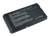 CableWholesale.com - Notebook battery - 1 x lithium ion 4400 mAh - for Dell Inspiron 1000, 1200, 2200; Latitude 110L