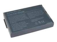 CableWholesale.com - Notebook battery - 1 x lithium ion 4400 mAh - for Acer TravelMate 222, 223, 225, 230, 233, 234, 260, 261, 281, 283, 284