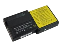 CableWholesale.com - Notebook battery - 1 x lithium ion 4400 mAh - for ThinkPad R30; R31; Lenovo ThinkPad R30; R31