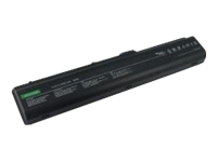 CableWholesale.com - Notebook battery - 1 x lithium ion 4400 mAh - for HP Pavilion dv9785, dv9870; Pavilion Media Center dv9515, dv9610, dv9664, dv9680, dv9690
