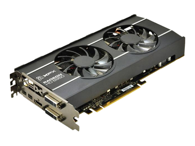 XFX Radeon HD 6950 graphics card - Radeon HD 6950 - 1 GB