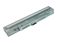 CableWholesale.com - Notebook battery - 1 x lithium ion 4400 mAh - for Dell Latitude X1, X1 Advanced, X1 Burner, X1 Essential