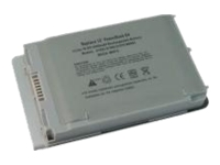CableWholesale.com - Notebook battery - 1 x lithium ion 4400 mAh - for Apple PowerBook G4 (12 in, 12.1 in)