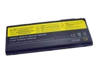 CableWholesale.com - Notebook battery - 1 x lithium ion 4400 mAh - for ThinkPad G40; G41; Lenovo ThinkPad G40; G41