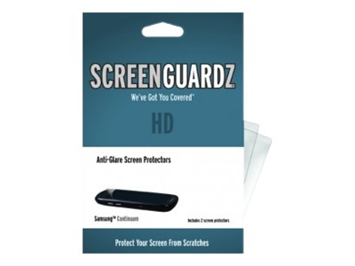 ScreenGuardz HD - screen protector