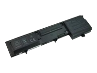 CableWholesale.com - Notebook battery - 1 x lithium ion 4400 mAh - for Dell Latitude D410, D410 Advanced, D410 Burner, D410 Essential
