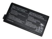 CableWholesale.com - Notebook battery - 1 x lithium ion 4400 mAh - for Uniwill N258KA0