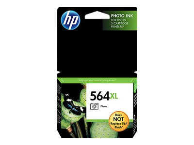 HP 564XL - CB322WN - print cartridge - photo black