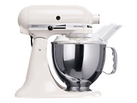 KitchenAid Artisan Series 5-Quart Tilt-Head Stand Mixer (white-on-white)