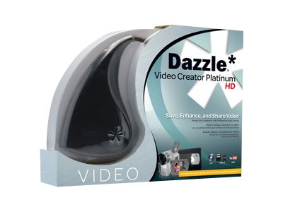 Dazzle Video Creator Platinum HD - video input adapter - USB 2.0