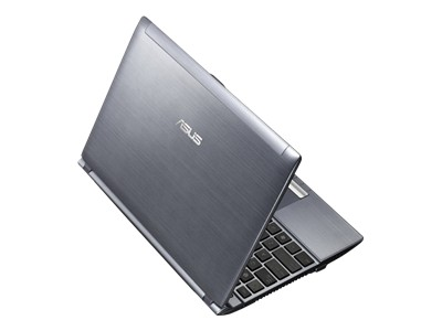 "ASUS U24E XH71 - Core i7 2620M / 2.7 GHz - Windows 7 Professional 64-bit - 4 GB RAM - 500 GB HDD - 11.6"" wide 1366 x 768 / HD - Intel HD Graphics 3000 - silver"