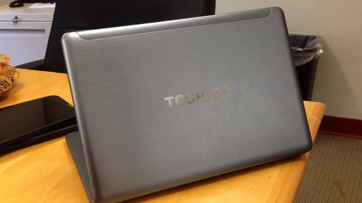 Video: Toshiba 14-inch ultrabook prototype
